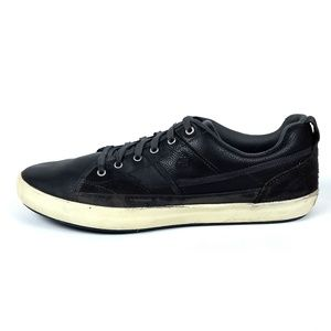 Skechers Planfix Romelo Leather Sneakers Size 13